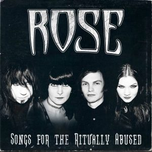 Rose songs for the ritually abused album cover